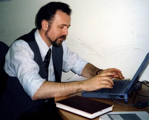 Будапешт, апрель 2000 года