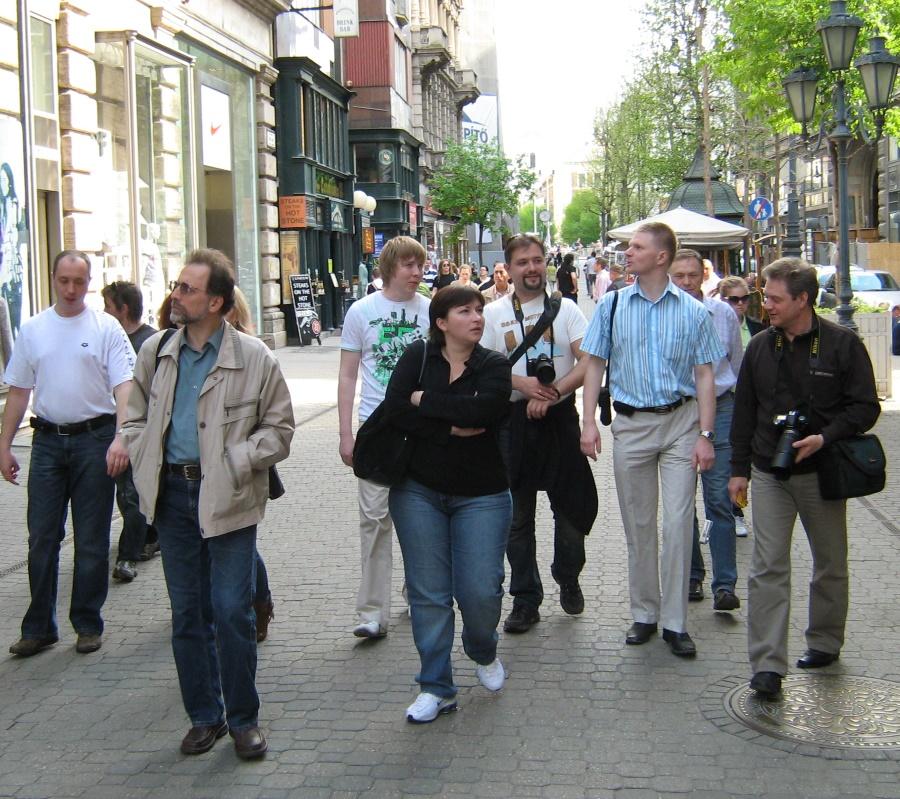 Будапешт 2009