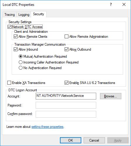 Если у вас iScala и SQL Server установлены раздельно