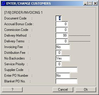 Укажите требуемый код документа
