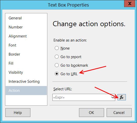 Изменим свойства текстового поля