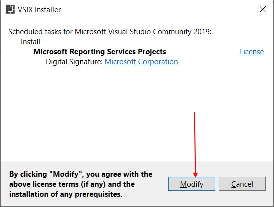"""Нажмите на кнопку """"Close"""". Закройте Visual Studio. Кстати, Visual Studio Installer тоже можно закрыть. Появится окно установки расширений"""