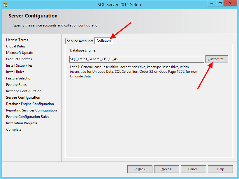 Install SQL Server Express 2014 With Advanced Services - шаг 6