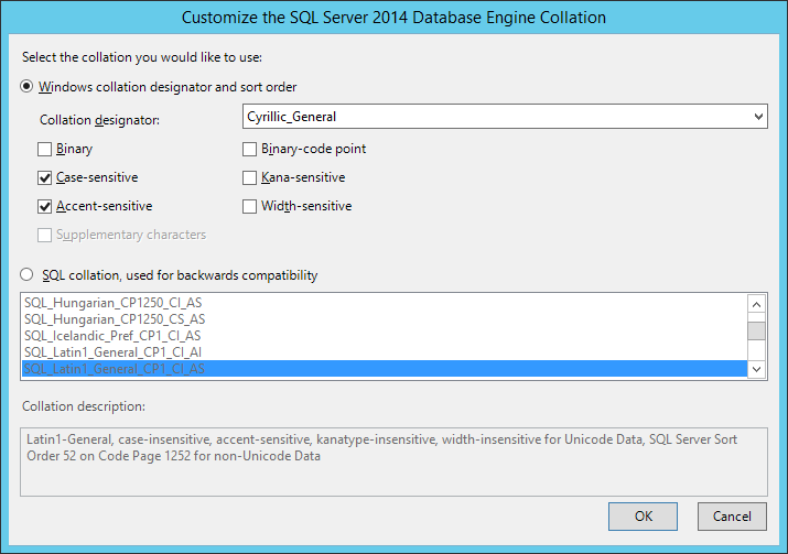 Install SQL Server Express 2014 With Advanced Services - шаг 7