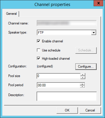 Sent PO electronically to Supplier's FTP site: Step 14
