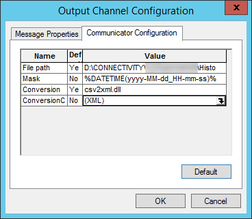 Sent PO electronically to Supplier's FTP site: Step 15.9