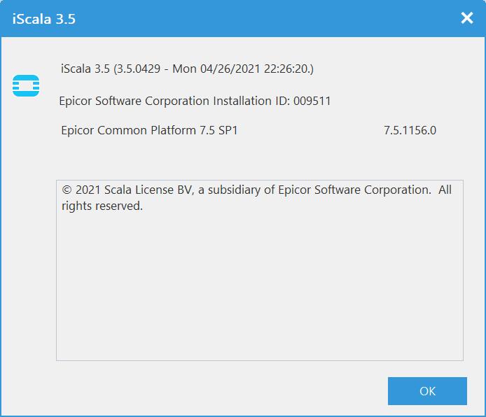 iScala 3.5