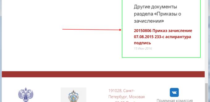 Пользовательская инструкция по добавлению информации на сайт
